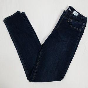 Gap Kids Dark WashJean Leggings 12